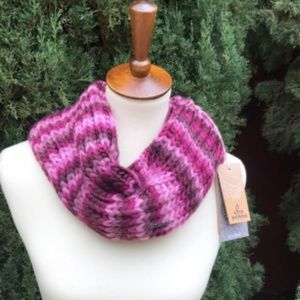 NWT Prana Knitted Infinity Scarf